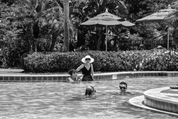 Zwembad Orlando 2017